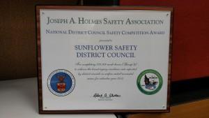 Sunflower 2014 Award